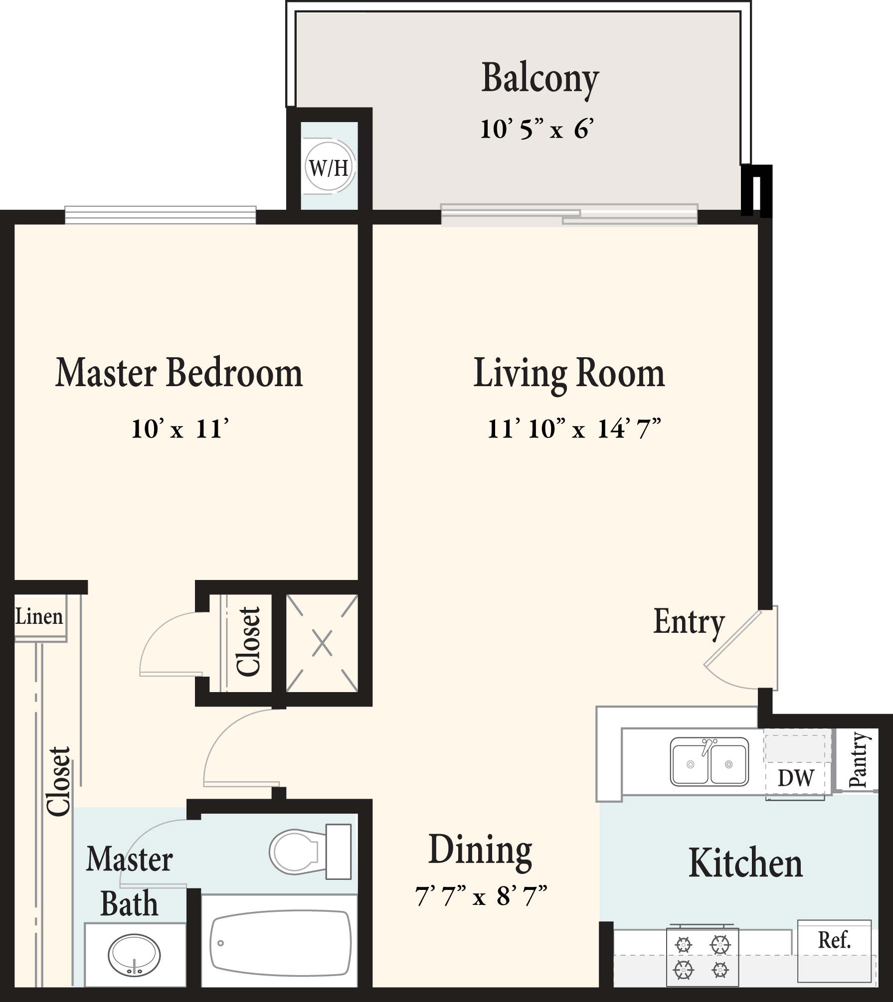 Plan B 2nd Floor