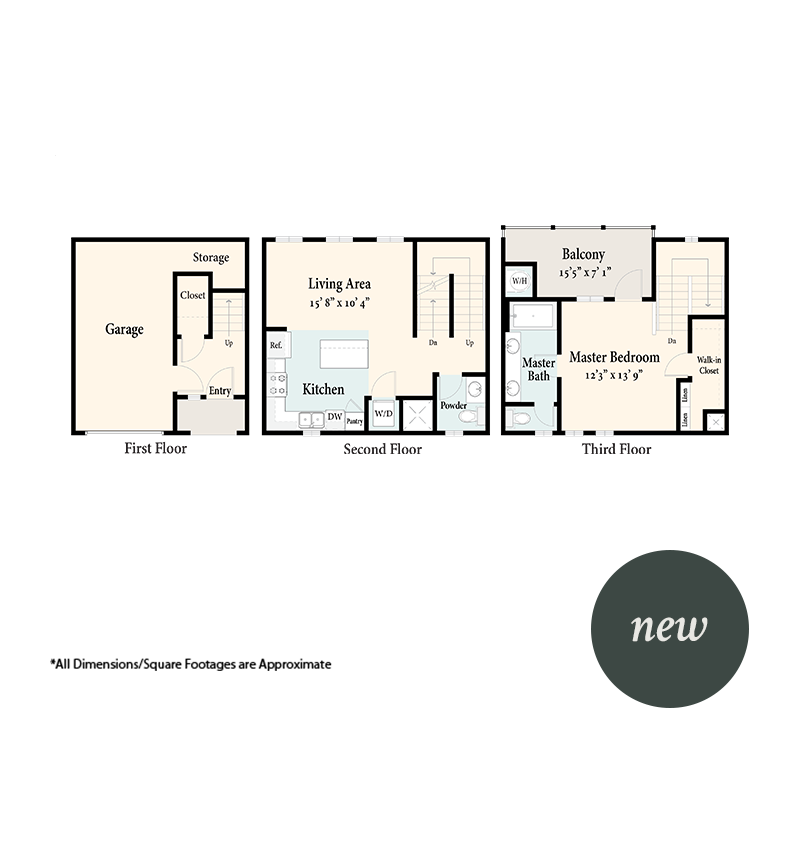 The Lofts Plan 1