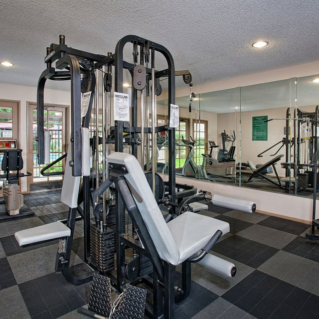 Sycamore Park Apartments - Fitness Center