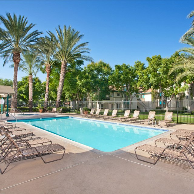 Montecito Apartments - Pool