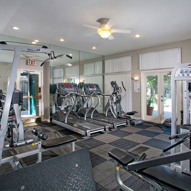 Montecito Apartments - Fitness Center