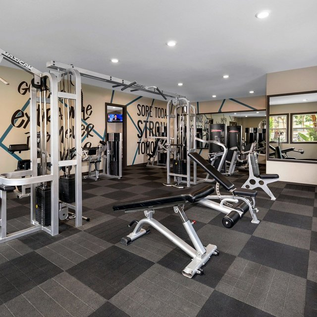 Jamboree Apartments - Fitness Center