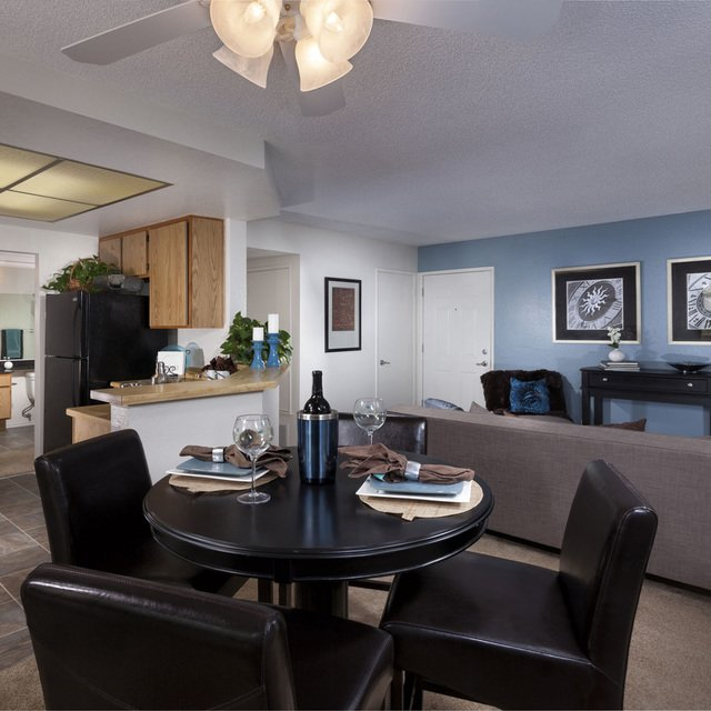 Terra Vista Apartments - Dining Room