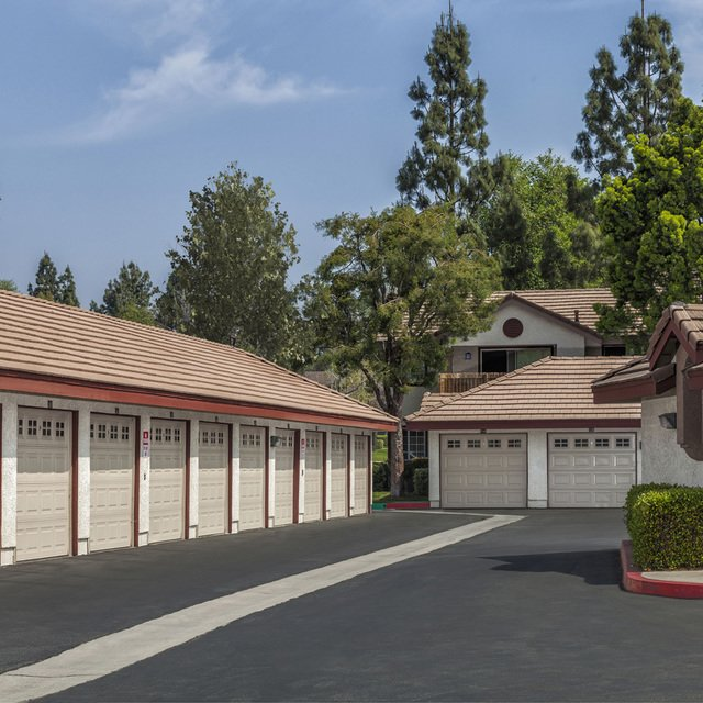 Terra Vista Apartments - Garages