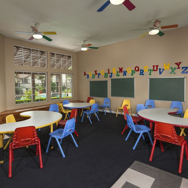 Terra Vista Apartments - Kids Club Room