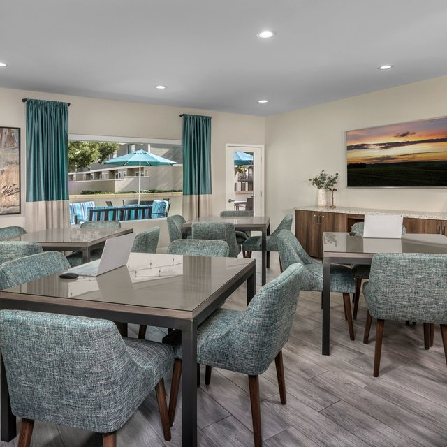 Terra Vista Apartments - Community Room