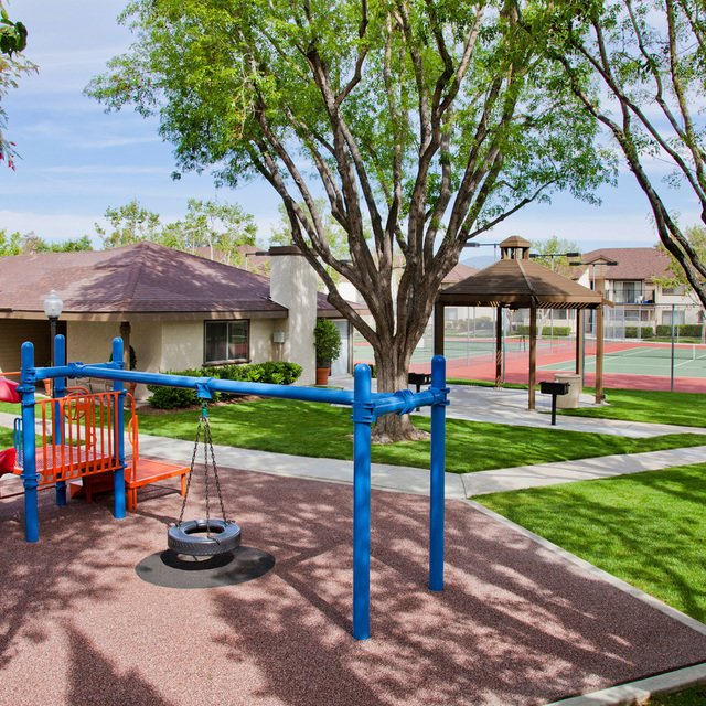 Rosewood Apartments - Playground