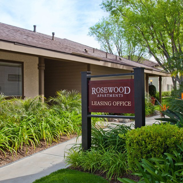 Rosewood Apartments - Leasing Office