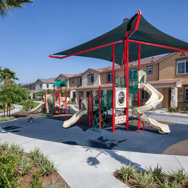 Homecoming at the Preserve Apartments - Playground