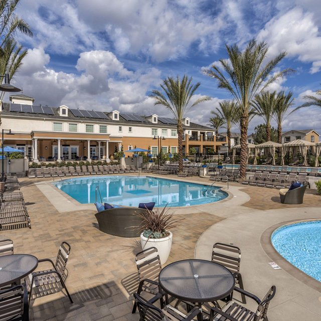 Homecoming at the Preserve Apartments - Pools