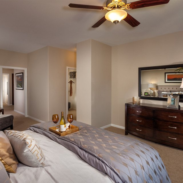 The Enclave at Homecoming Terra Vista - Master Bedroom