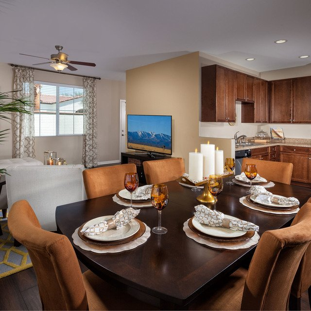 The Enclave at Homecoming Terra Vista - Dining Room