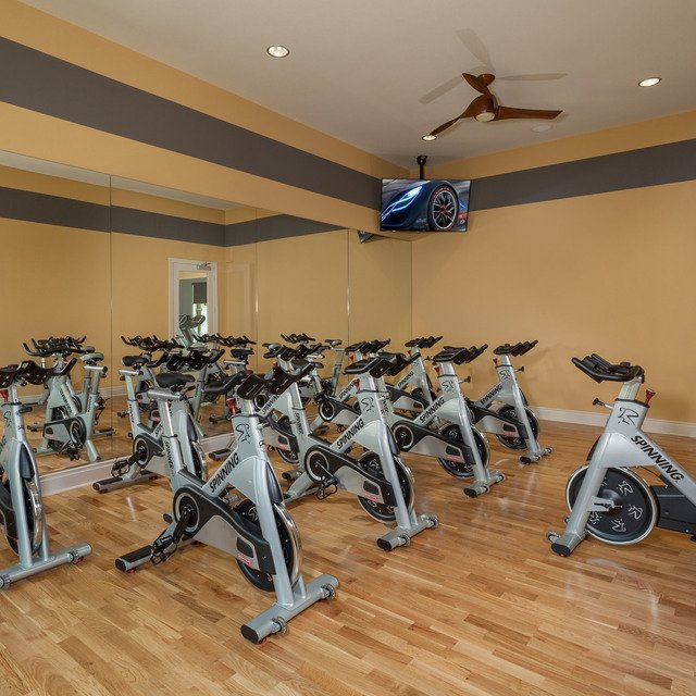 The Enclave at Homecoming Terra Vista - Spin Studio