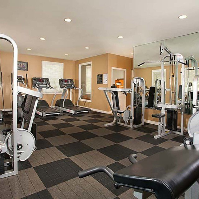 Green Valley Apartments - Fitness center