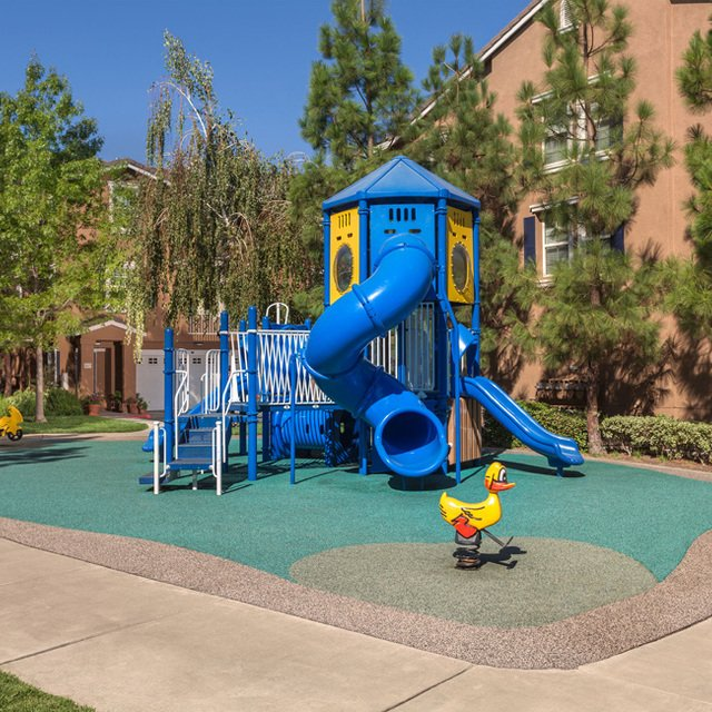 Homecoming at Creekside Apartments - Playground