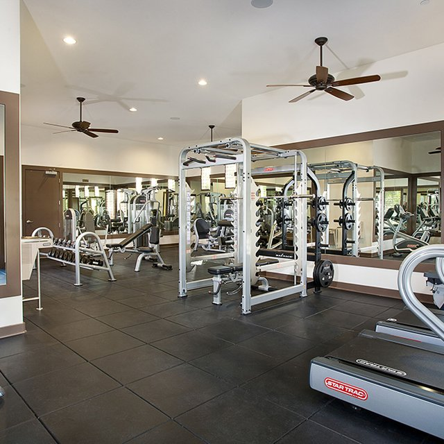 Santa Barbara Apartments - Fitness Center