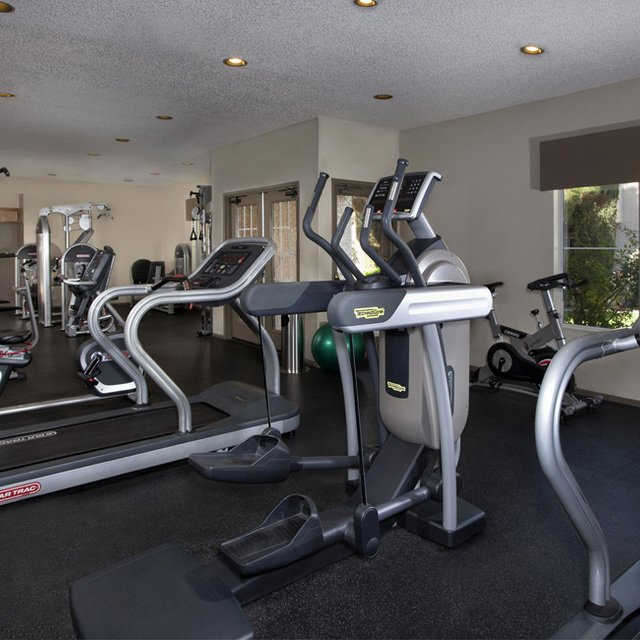 Crystal Cove Apartments - Fitness center