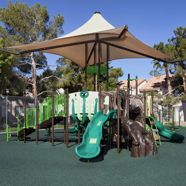 Crystal Cove Apartments - Playground