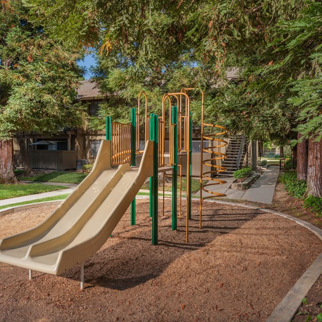 Evergreen Park Apartments - Playground