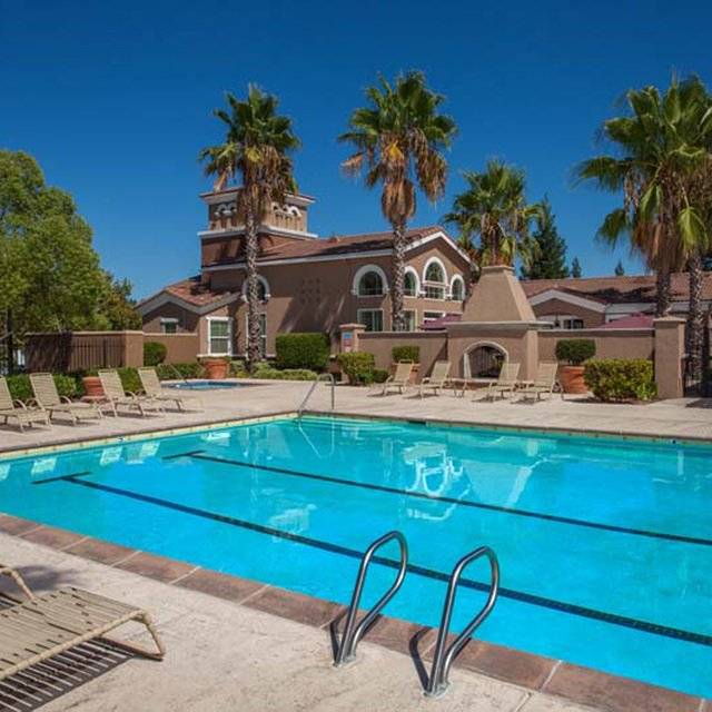 Carmel at Woodcreek West Apartments - Olympic pool