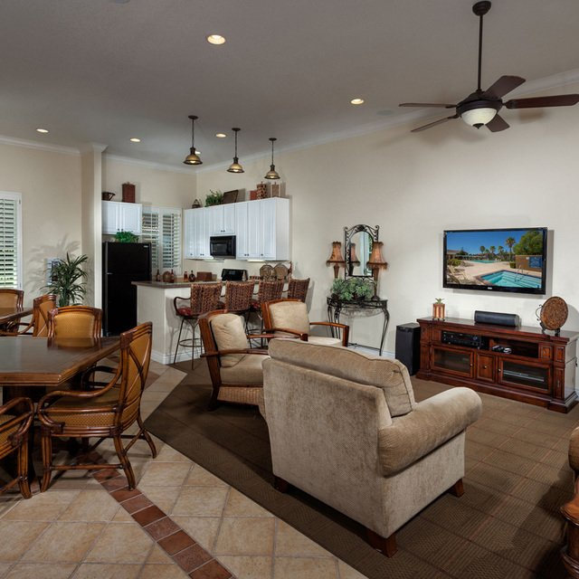 Carmel at Woodcreek West Apartments - Clubhouse interior