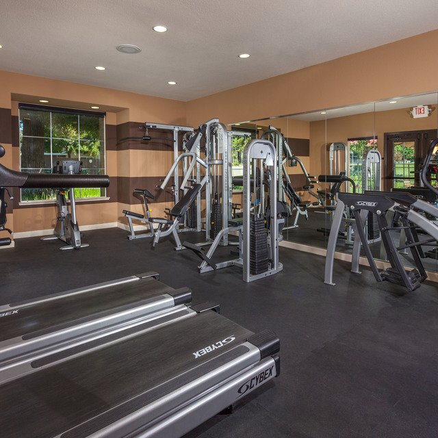 Antelope Ridge Apartments - Fitness Center