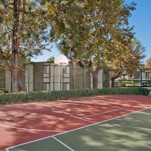 Suncape Apartments - Basketball Court