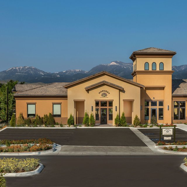 Harvest at Damonte Ranch Apartments - Leasing office exterior