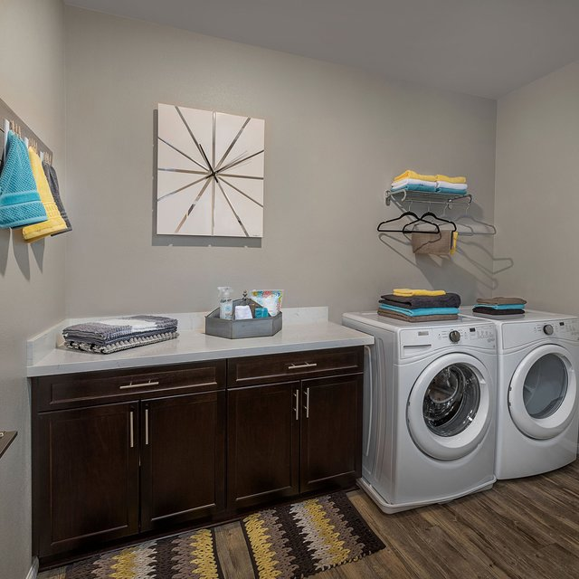 Harvest at Damonte Ranch Apartments - Washer and dryer