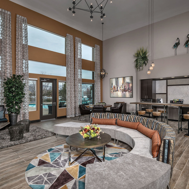 Latitude 39 Apartments - Community Clubhouse