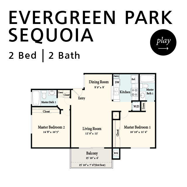 Evergreen Park Apartments