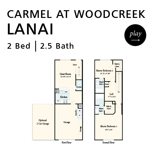 Luxury Apartments in Roseville, CA | Carmel at Woodcreek ...